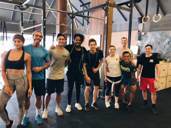 double under workshop - rope rage at fortitude bali
